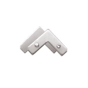 CRL 4443C Corner Set with Screws for Aluminum Frame Molding