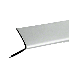 "CRL PRT275CH Chrome Plastic 3/4"" Reflective Outside Angle"