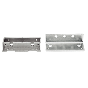 CRL CRL8010FK Overhead Concealed Closer Optional Mounting Clip Set for Overhead Concealed Closers