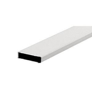 "CRL 3455802 White 3/16"" x 5/8"" Muntin Bar 152"" Stock Length"