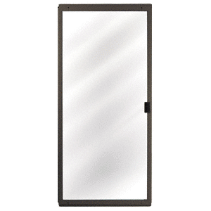 "Bronze Columbia CM Architectural 48"" x 80"" Sliding Screen Door"