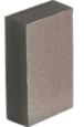 3M Z2B12018 120X Grit Black Flexible Diamond Hand Pad