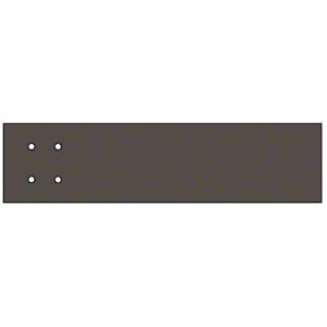 Dark Bronze Square Configuration Outrigger - Custom Length