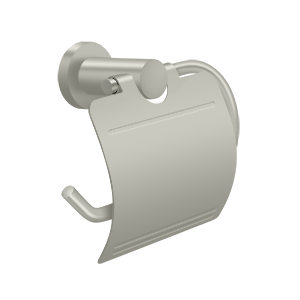 Deltana BBN2011-15-XCP10 Toilet Paper Holder w/Cover, Nobe Series - pack of 10