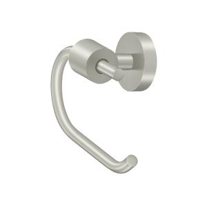 "Deltana BBS2001-15 Sobe Series ""C"" Shaped Swinging Toilet Paper Holder Single Post Satin Nickel"