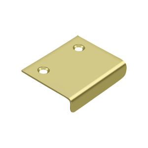 "Deltana DCM215U3 1-1/4"" Center To Center Drawer/Cabinet Mirror Pull Polished Brass"