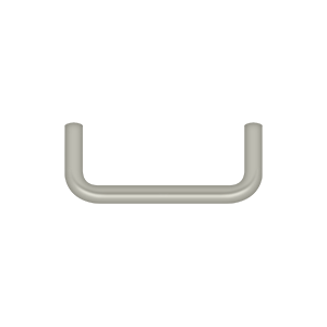 Deltana PW300U15-XCP10 Deltana Wire Pull Brushed Nickel - pack of 10