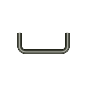 Deltana PW300U15A-XCP10 Deltana Wire Pull Antique Nickel - pack of 10