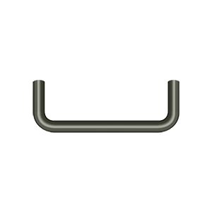 Deltana PW350U15A-XCP10 Deltana Wire Pull Antique Nickel - pack of 10