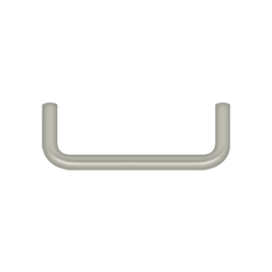 Deltana PW350U15-XCP10 Deltana Wire Pull Brushed Nickel - pack of 10