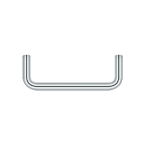 Deltana PW350U26-XCP10 Deltana Wire Pull Polished Chrome - pack of 10