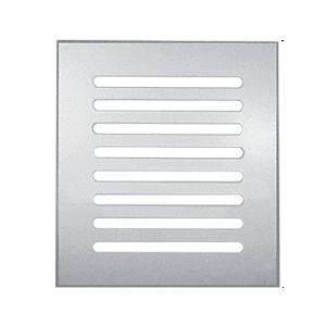 "CRL FMG8100 Clear Acrylic 8"" x 10"" Mirror Grille"