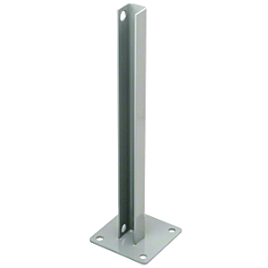Agate Gray AWS Steel Stanchion for 135 Degree Round Center Posts