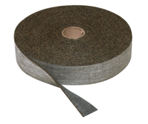 LAURENCE FS2238 CRL Gray 3//8 Adhesive Back Felt Tape C.R