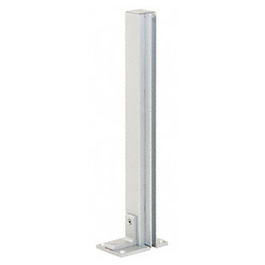 "CRL D992A36C Satin Anodized 36"" Center Standard Partition Post"