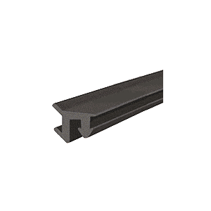 "CRL GG12500 1/2"" Roll-In EPDM Gasket for Sidelite Rails - 500' Roll"