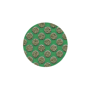 CRL DHP60 Green 60 Grit Diamond Hand Pad