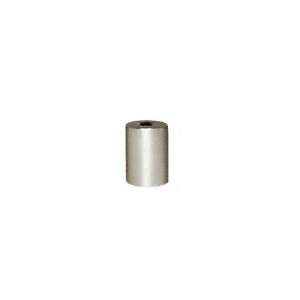 """CRL S0B3412BS 316 Brushed Stainless 3/4"""" Diameter by 1/2"""" Long Standoff Base"""