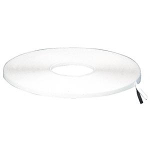 "Transparent 1/4"" x .040"" x 108' Acrylic Very Hi-Bond Adhesive Tape"