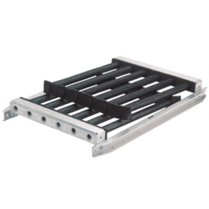 CRL LRW5 5-Lite Flat Rack Folding Glass Racks