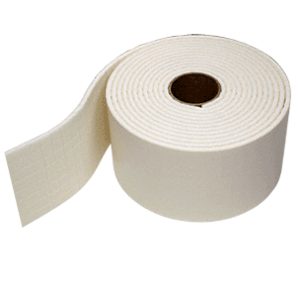 "CRL NAP34 3/4"" Non-Adhesive Foam Shipping Pads - Roll"