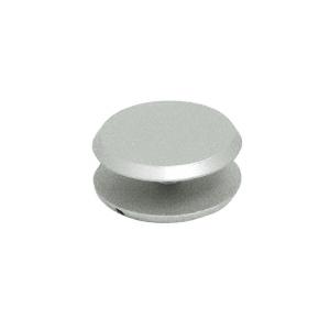 Satin Anodized Aluminum Mini Mall Front Clamp