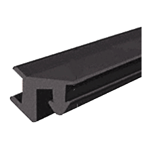 "CRL GG38500 3/8"" Roll-In EPDM Gasket for Sidelite Rails - 500' Roll"