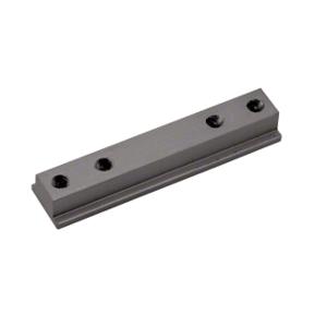 CRL Blumcraft BCSP1DU Dark Bronze 180 Splice Plate for Blumcraft Hand Rails