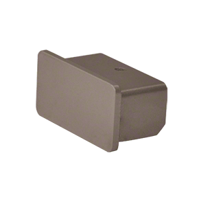"""Hansen ARHECBGY Beige Gray 1100 Series Quick Connect End Cap for 1"""" x 2"""" Tubing"""