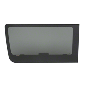 """CRL FW621LE 2007+ OEM Design 'All-Glass' Look Fixed Egress Window for Sprinter Van with 144"""" or 170"""" Wheelbase"""