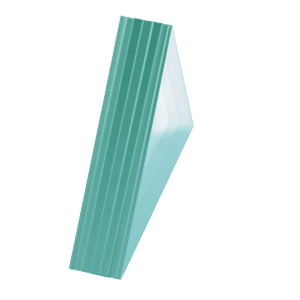 CRL GCP0LY3A Bullet Resistant Glass Clad Polycarbonate (Protection Levels 1-8)