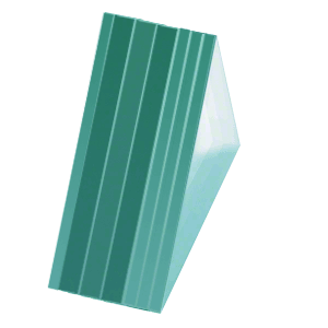 CRL GCP0LY8 Bullet Resistant Glass Clad Polycarbonate (Protection Levels 1-8)