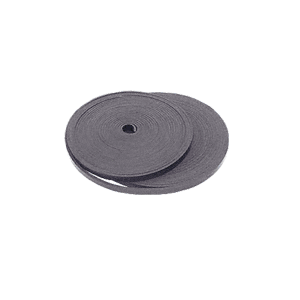 "1/4"" x 3/4"" Bulk Rolled Neoprene Setting Block Material - 100'"