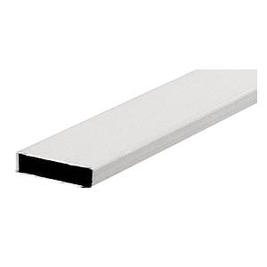 "CRL 36012W White 3/16"" x 5/8"" Muntin Bar 152"" Stock Length"