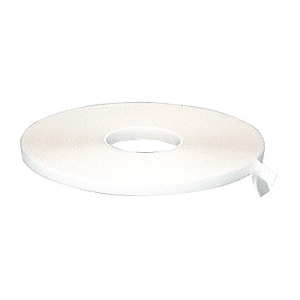 "CRL AT04512 Translucent .045"" x 1/2"" x 108' Acrylic Very Hi-Bond Adhesive Tape"