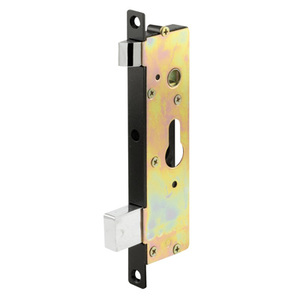 "CRL K5064 Screen and Storm Door Mortise Lock Insert with 6-3/4"" Mounting Holes"