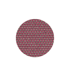 220X Grit Red Flexible Diamond Hand Pad