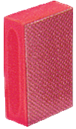 3M Z2R22018 220X Grit Red Flexible Diamond Hand Pad