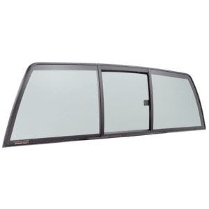 "CRL ECT894S ""Perfect Fit"" Tri-Vent Slider with Solar Glass for 1994-2002 Chevy/GMC S-Series and 1996-2003 All Isuzu Cabs"