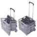CRL RC9 Pac-N-Roll Portable Rolling Equipment Cart