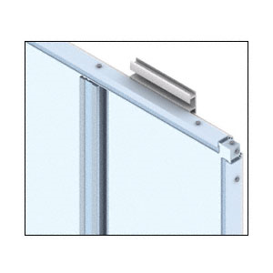 CRL DWS200CBS Custom Brushed Stainless Deluxe Series Wall Panel System