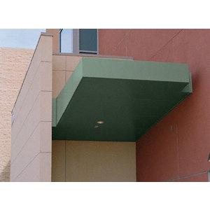 CRL DWCN600CKN Custom KYNAR Paint Deluxe Series Canopy Panel System