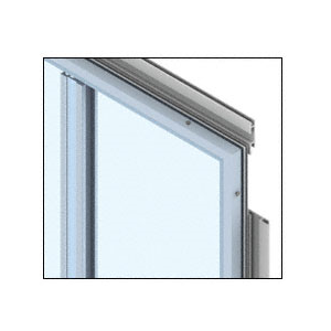 CRL PDS400CNL Custom Color Newlar Painted Premier Series Wall Panel System