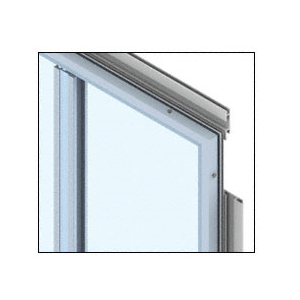 CRL PDS400CNDS Custom Non-Directional Stainless Premier Series Wall Panel System