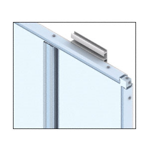 CRL DWS200CPS Custom Polished Stainless Deluxe Series Wall Panel System