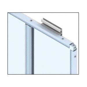 CRL DWS200CSM Custom Silver Metallic Deluxe Series Wall Panel System