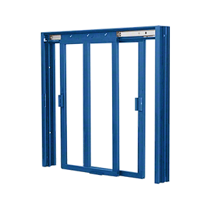 CRL DW4200K Custom KYNAR Paint DW Series Two Panel Manual Deluxe Sliding Service Window XX Without Screen