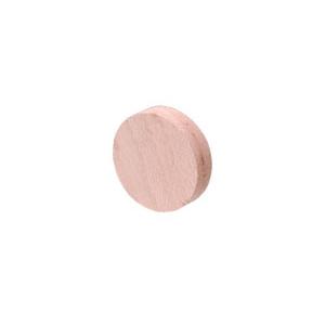 "CRL WREC20MP Maple 2"" Diameter Flat End Wood Cap"