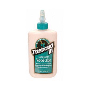 Titebond CRLWG1 Titebond III Wood Glue - 8 oz.