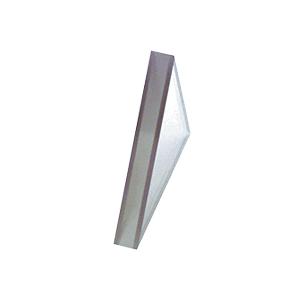 CRL BRP0LY2 Level 2 Bullet Resistant Custom Size Laminated Polycarbonate Panel